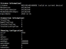 锐速破解版linux一键自动安装包