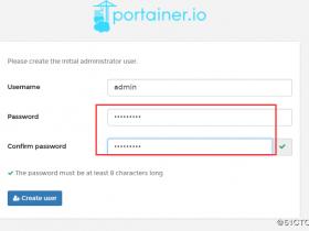docker:轻量级图形页面管理工具Portainer